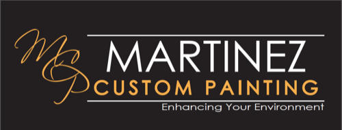 Martinez Custom Painting Logo